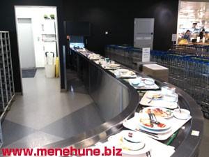 IKEA(イケア)港北店レストランの食器下げレーン