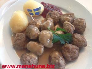 IKEA港北レストランのミートボール