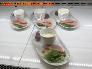 IKEA立川レストランのモーニングメニュー「イケアブレックファスト」1