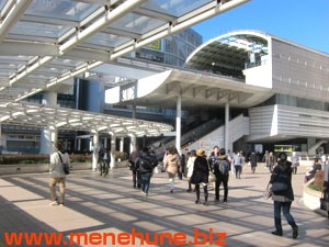 多摩都市モノレール「立川北」駅